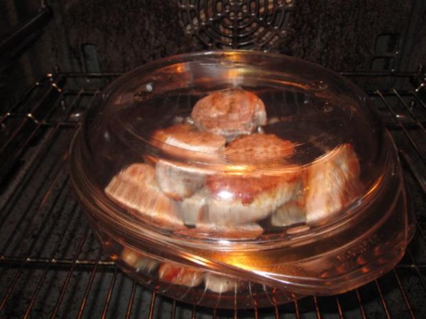 Schweinefilet in Gorgonzolasauce - Rezept - Bild Nr. 8