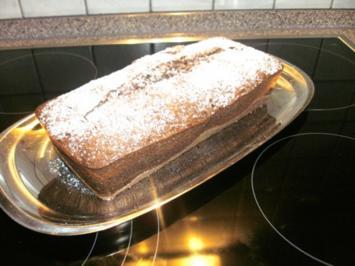 Schoko-Aprikosenkuchen - Rezept