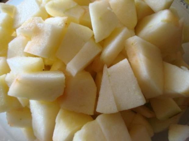 Apfel - Meerrettichcremesüppchen mit raffinierter Speckmarmelade - Rezept - Bild Nr. 6