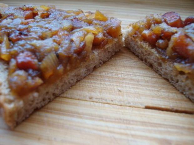 Apfel - Meerrettichcremesüppchen mit raffinierter Speckmarmelade - Rezept - Bild Nr. 19