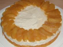 Apfel-Mascarpone-Quark-Kuchen - Rezept