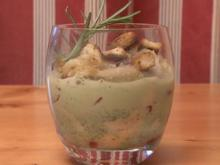 Caprese im Glas mit gebratenen Sepia (Maxi Arland) - Rezept