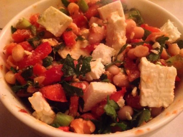 Weißer Bohnensalat - Rezept - Bild Nr. 2