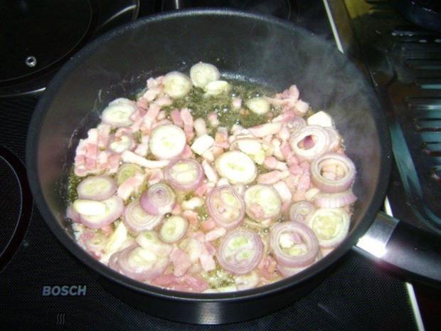 Hähnchen in lieblicher Weißweinsoße - Rezept