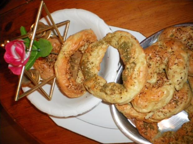 bagel - bejgalach - Rezept