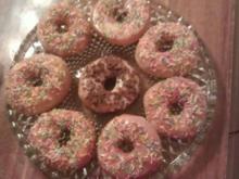 Donuts  ( Ergeben 15-20 Stück) - Rezept