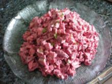 Salat: Rote Bete Salat - Rezept