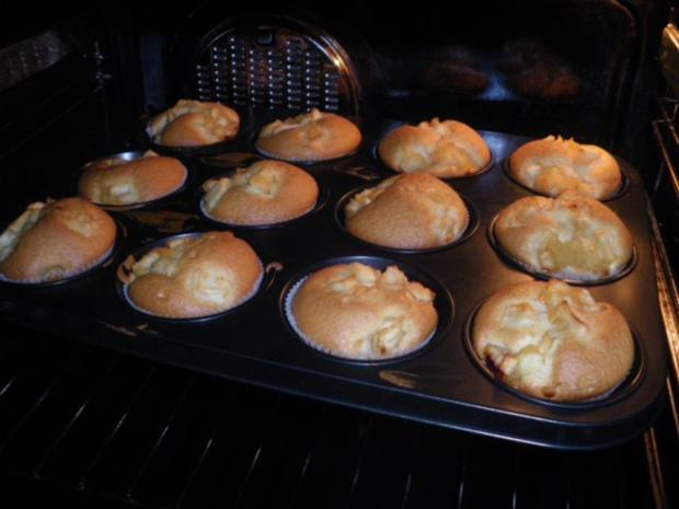 Muffin Apfelmuffin - Rezept - Bild Nr. 5