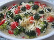 Brokkokoli -Tomaten -Gnocchi-Auflauf - Rezept