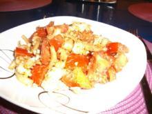 Salat: Tomatensalat African Zulu - Rezept