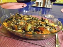 Vegetarisch: Ofengemüse - Rezept