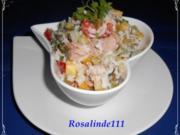 Reis-Paprika-Thunfisch-Salat - Rezept