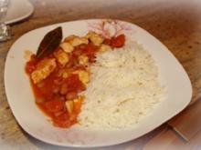 Hähnchen-Eintopf mit Chili-Bohnen - Rezept