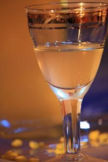 Liköre: Zitronenlikör mit Ingwer und Lavendel - Rezept