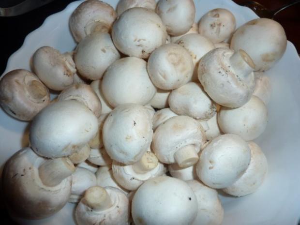 Vegetarisch: Pilzpfanne - Rezept - Bild Nr. 2