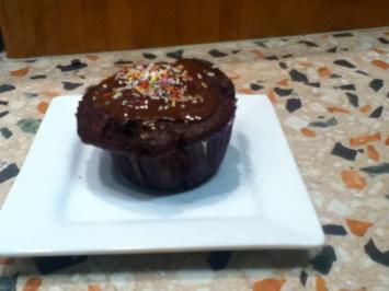 Bananen-Schoko Muffins - Rezept
