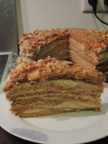 Honigkuchen - Rezept - Bild Nr. 2