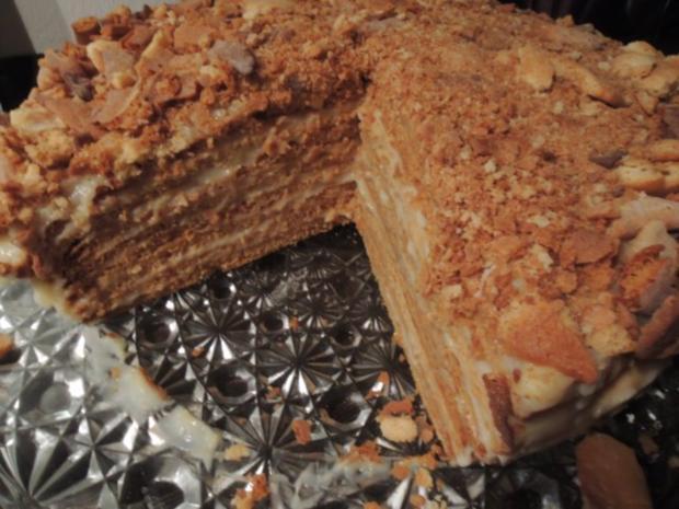 Honigkuchen - Rezept - Bild Nr. 16