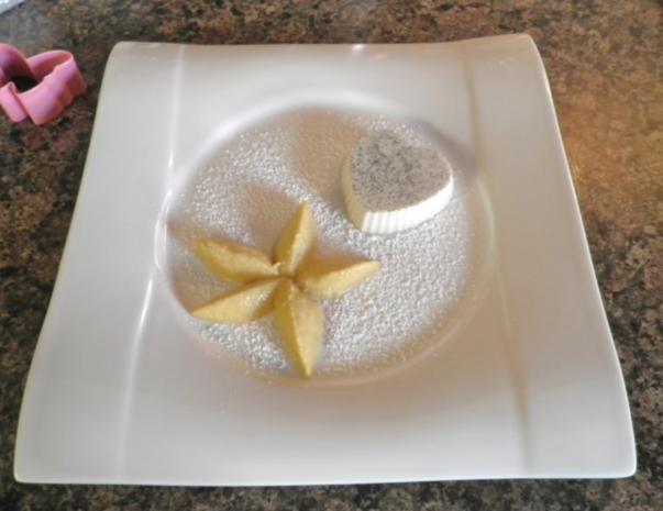Lavendel Panna Cotta und Mango - Mousse ... - Rezept - Bild Nr. 12