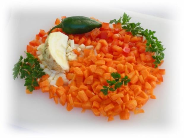 Supa Toptscheta-bulgarische Suppe mit Hackfleisch-Bällchen - Rezept - Bild Nr. 6