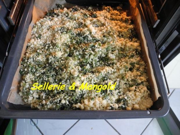 Vorräte : Sellerie - Mangold - Salz - Rezept - Bild Nr. 2