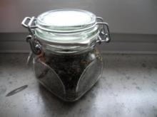 Vorräte : Sellerie - Mangold - Salz - Rezept