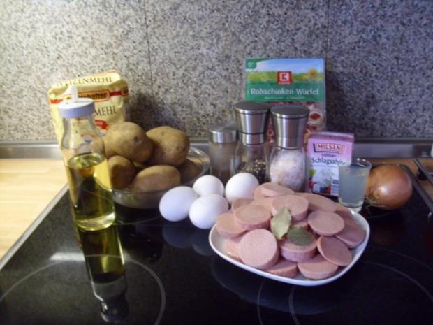 Oma Erna´s Kartoffeln durch... - Rezept - Bild Nr. 2