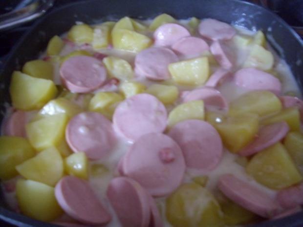 Oma Erna´s Kartoffeln durch... - Rezept - Bild Nr. 7