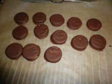 Peanutbutter-Schoko-Cracker - Rezept