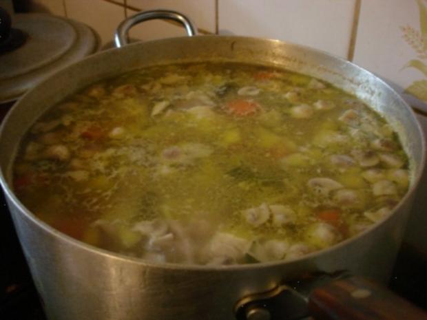 Hühnchen-Gemüse-Eintopf - Rezept - Bild Nr. 10
