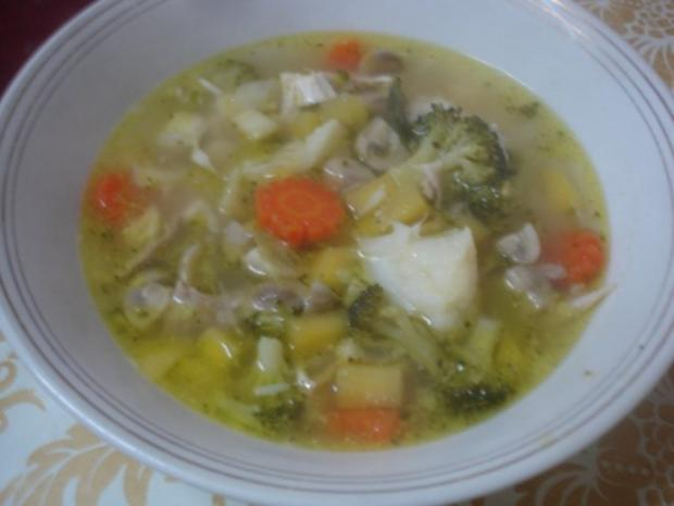 Hühnchen-Gemüse-Eintopf - Rezept - Bild Nr. 11