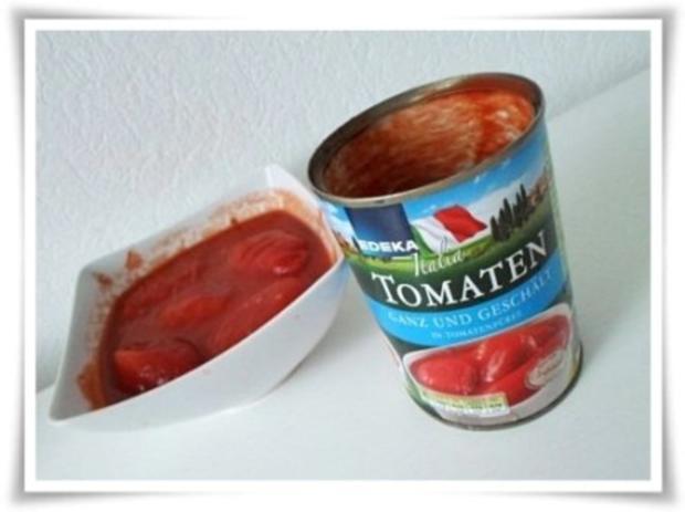 Selbstgemachte sämige Pizza-Tomatensauce - Rezept - Bild Nr. 10