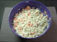 Weißkohlsalat - Rezept
