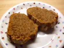 Orangen Walnusskuchen - Rezept