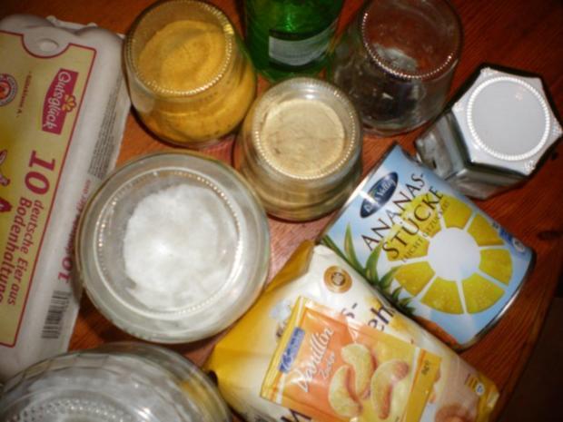 hawaii kuchen - עוגת הוואי - Rezept - Bild Nr. 3