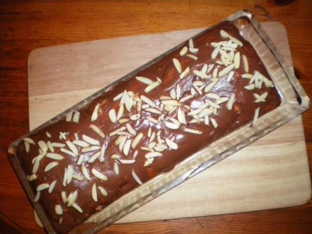 hawaii kuchen - עוגת הוואי - Rezept