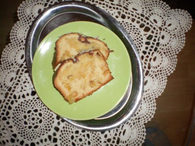 hawaii kuchen - עוגת הוואי - Rezept - Bild Nr. 2
