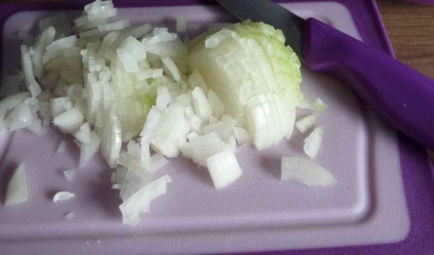 Vegan : Frischen Rote-Betesalat - Kartoffelsalat - Karottensalat - Rezept - Bild Nr. 5