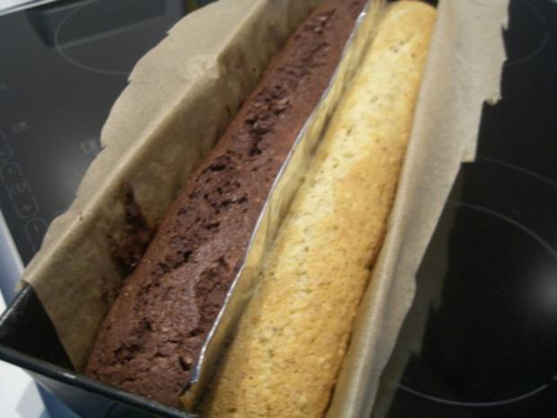 Schachbrett-Kuchen - Rezept - Bild Nr. 2