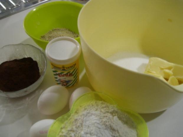 Schachbrett-Kuchen - Rezept - Bild Nr. 10