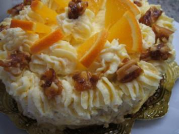 Backen: Kleine Rentner-Torte - Rezept