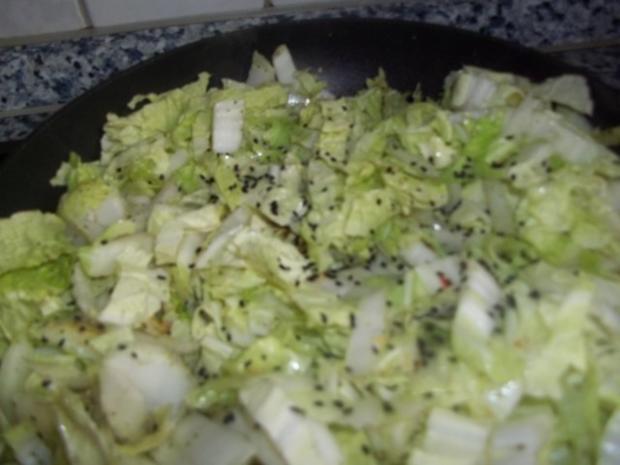 Chinakohl Gemüse - Rezept - Bild Nr. 5
