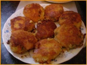 Rezept: Vegetarische Buletten nach Papa