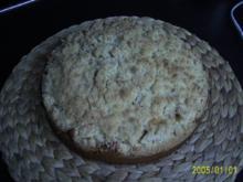 Kuchen: Apfelkuchen mit Knusper-Streuseln.... - Rezept