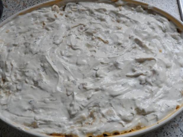 Ofengerichte: Fruchtiger Sauerkraut-Kartoffel-Auflauf mit Nürnberger Würstchen - Rezept - Bild Nr. 14