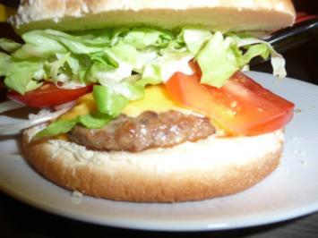 Burger aus der Pfalz ! - Rezept