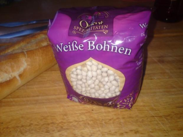 Weisse Bohnenpfanne - Rezept - Bild Nr. 2