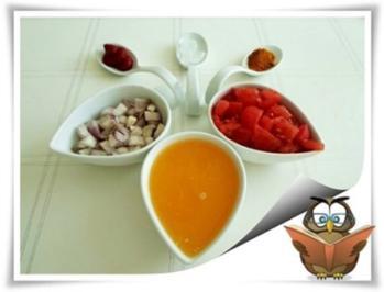 Hausgemachte Spezielle Currysauce - Rezept