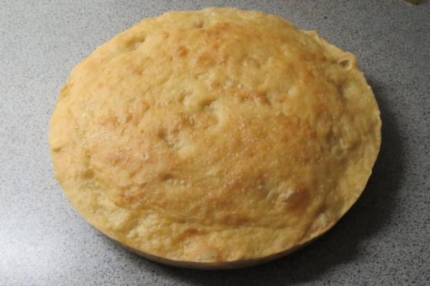 Pizza: Türkische Fladenbrotpizza - Rezept - Bild Nr. 3