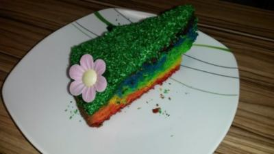 Frühlings-Kuchen - Rezept